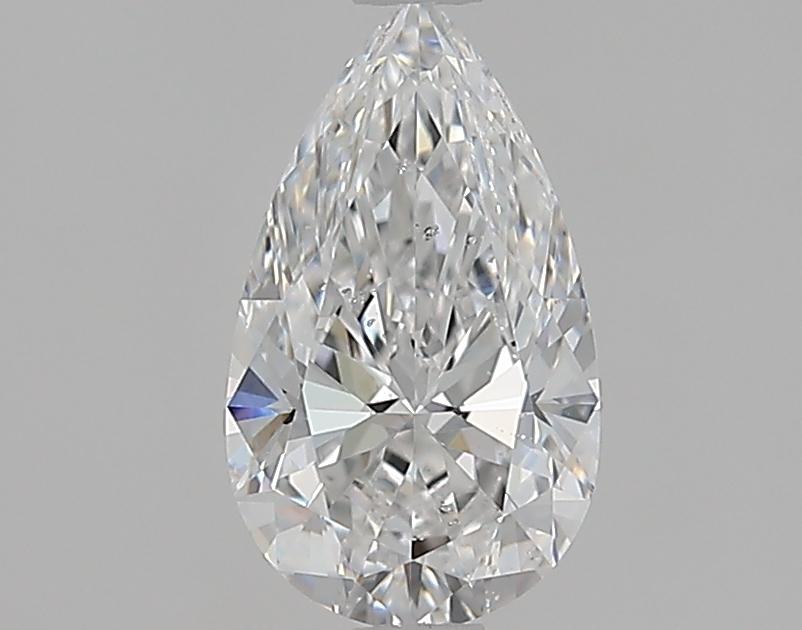 1.00 ct Pear Shape Diamond : E / SI2