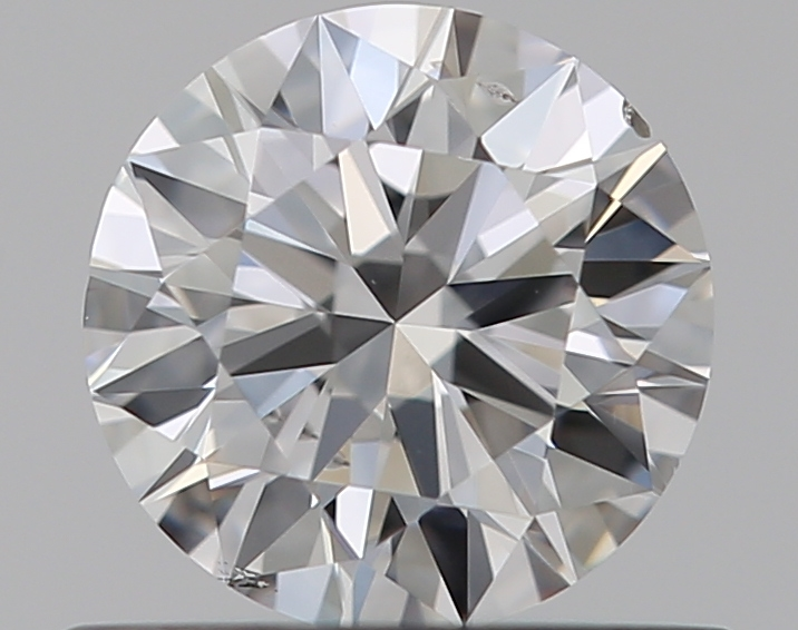 0.50 ct Round Diamond : D / SI1