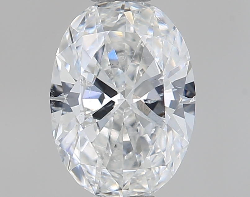 0.50 ct Oval Diamond : F / SI2