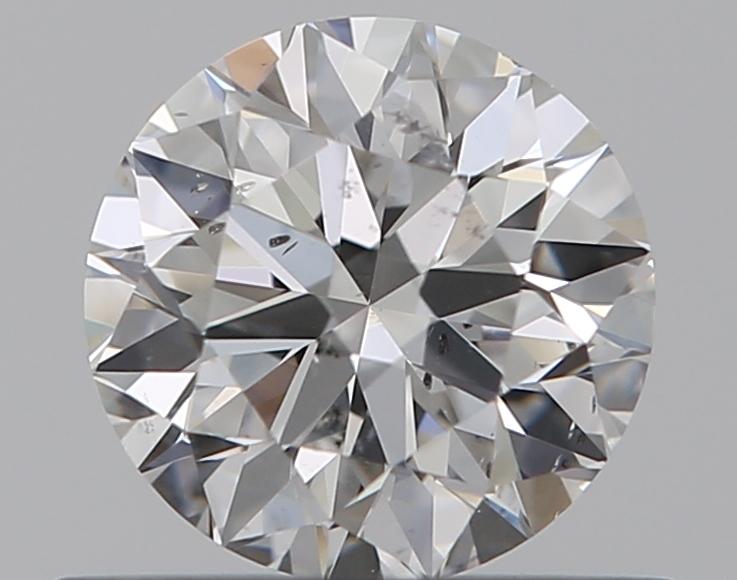 0.50 ct Round Diamond : G / SI1