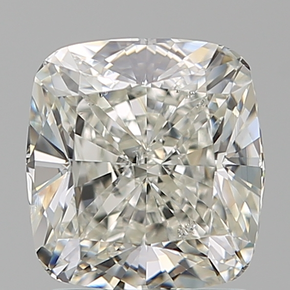 1.79 ct Cushion Cut Diamond : I / SI2