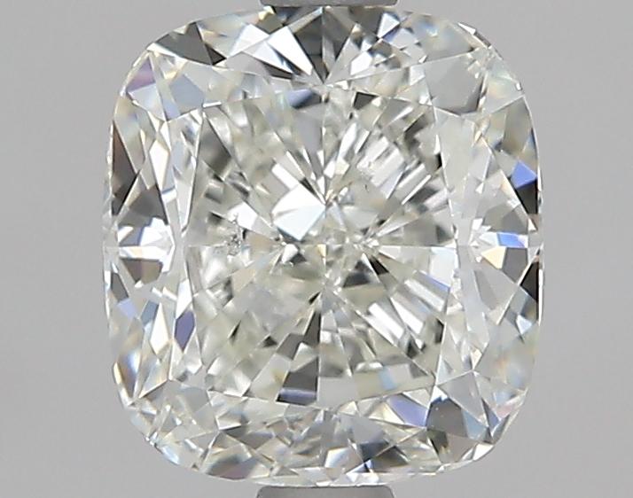 1.90 ct Cushion Cut Diamond : I / SI1