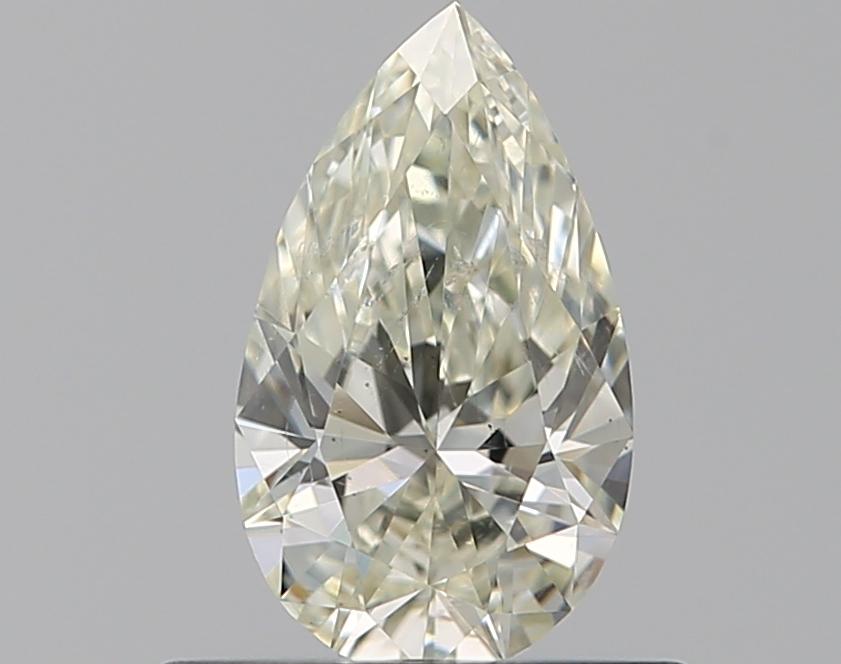 0.41 ct Pear Shape Diamond : L / SI2