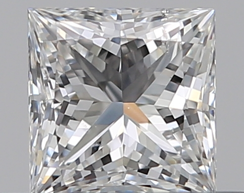 0.35 ct Princess Cut Diamond : F / SI2