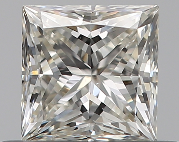 0.50 ct Princess Cut Diamond : I / SI1