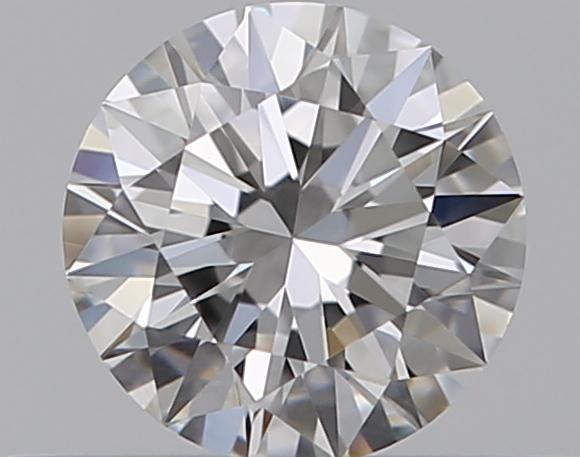0.30 ct Round Diamond : F / VVS1