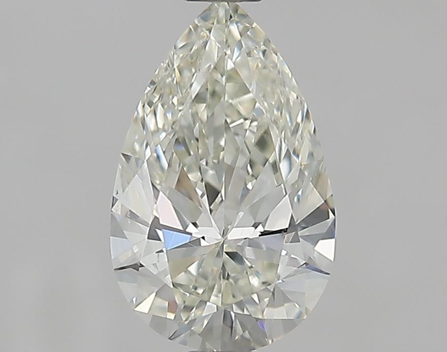 0.96 ct Pear Shape Diamond : J / VS2
