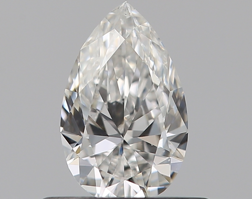 0.40 ct Pear Shape Diamond : F / VS2
