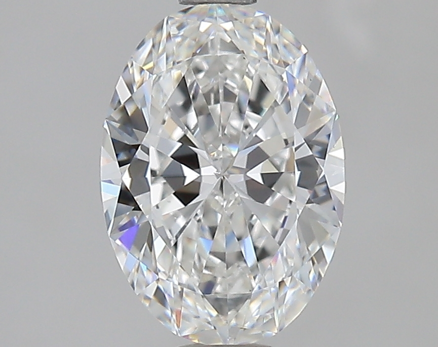 1.51 ct Oval Diamond : E / VS1