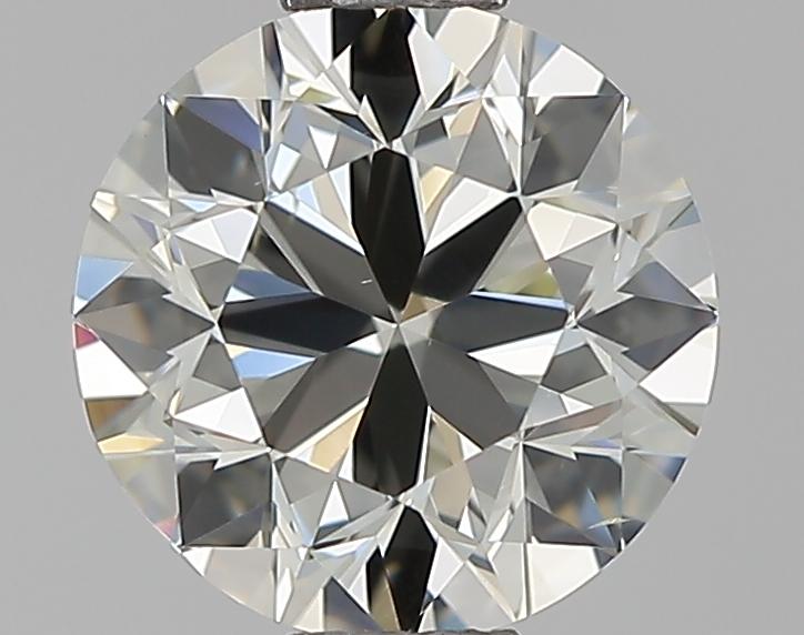 0.70 ct Round Diamond : K / VS2