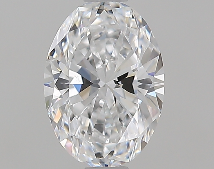 0.70 ct Oval Diamond : D / SI1