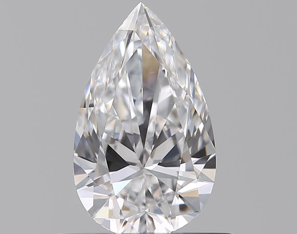 0.50 ct Pear Shape Diamond : D / VS2