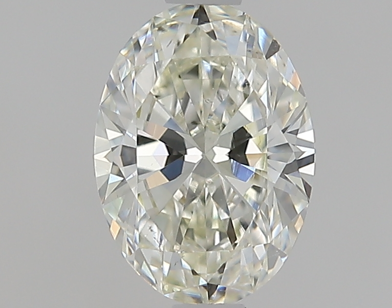 1.00 ct Oval Diamond : K / SI1
