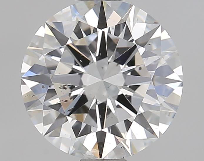 1.29 ct Round Diamond : E / SI2