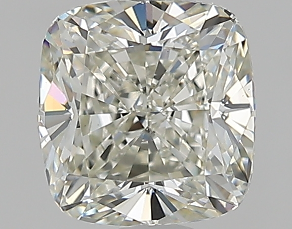 1.50 ct Cushion Cut Diamond : K / VS2