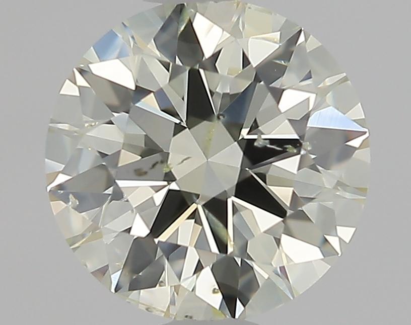 1.02 ct Round Diamond : M / SI2