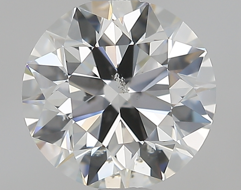 1.50 ct Round Diamond : H / SI2
