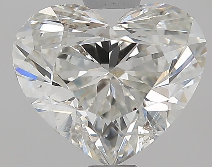1.00 ct Heart Shape Diamond : I / I1