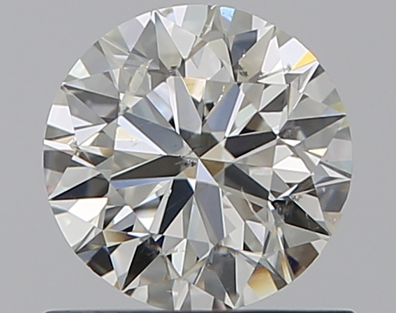 0.59 ct Round Diamond : K / SI2