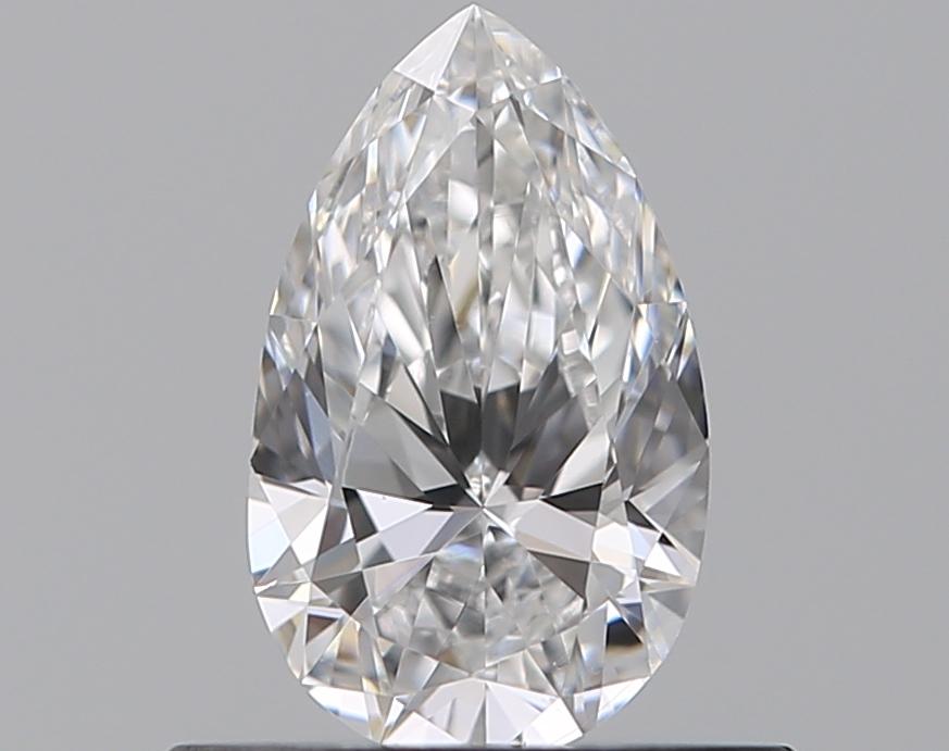 0.38 ct Pear Shape Diamond : E / VS2