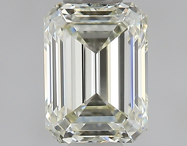 0.49 ct Emerald Cut Diamond : M / VVS1