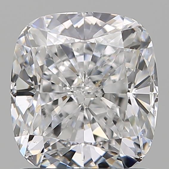 1.32 ct Cushion Cut Diamond : D / VS2