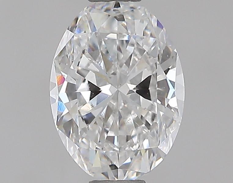 0.70 ct Oval Diamond : E / SI1