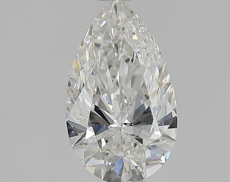 1.01 ct Pear Shape Diamond : H / SI2