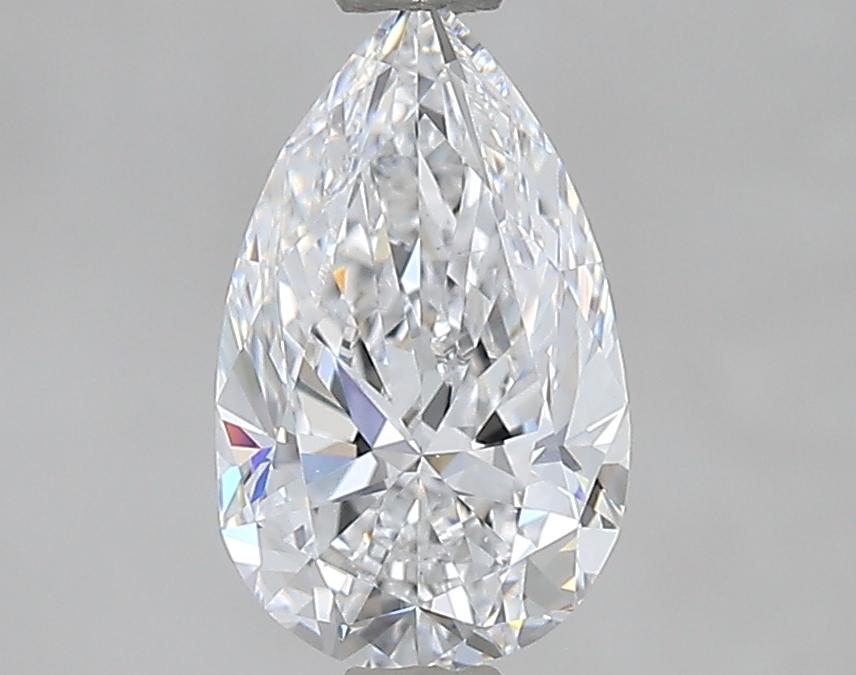 1.00 ct Pear Shape Diamond : D / VS2