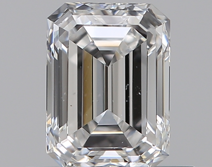 0.50 ct Emerald Cut Diamond : E / SI1