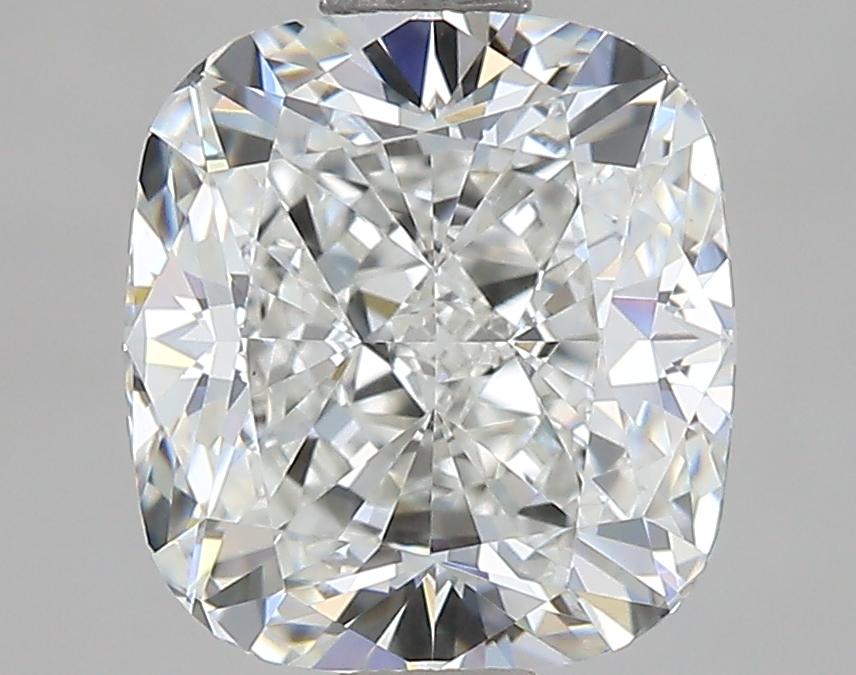 1.60 ct Cushion Cut Diamond : H / VS1