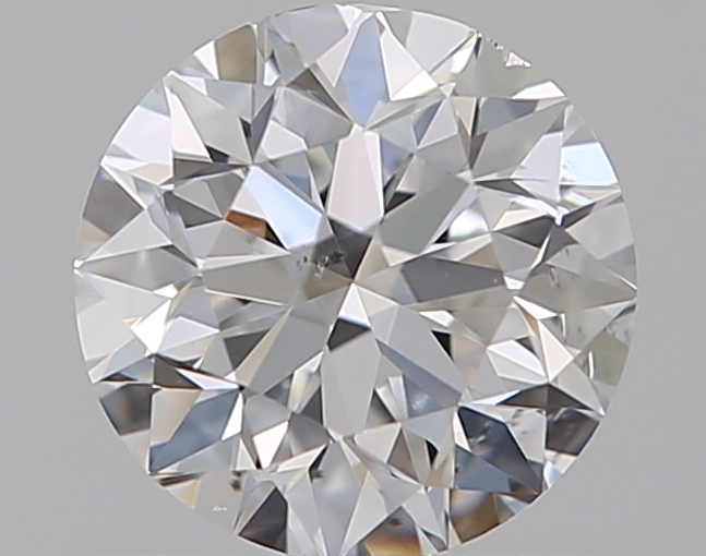 0.59 ct Round Diamond : D / SI1