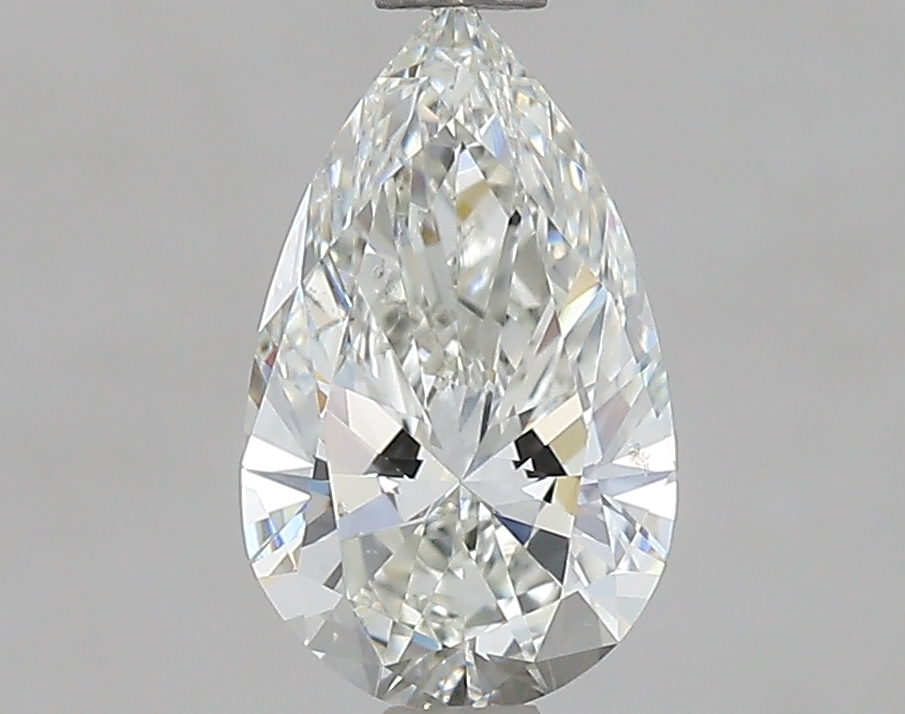 1.01 ct Pear Shape Diamond : I / SI1