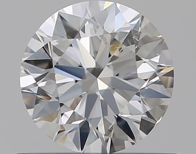 0.50 ct Round Diamond : E / SI2