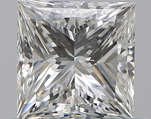 0.50 ct Princess Cut Diamond : H / SI1