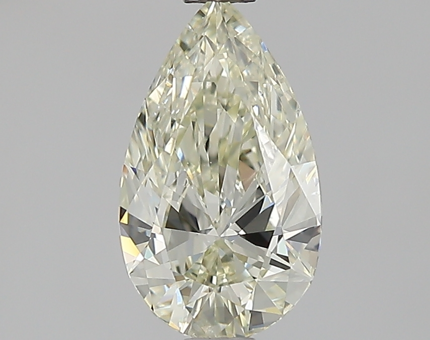 1.00 ct Pear Shape Diamond : M / SI2