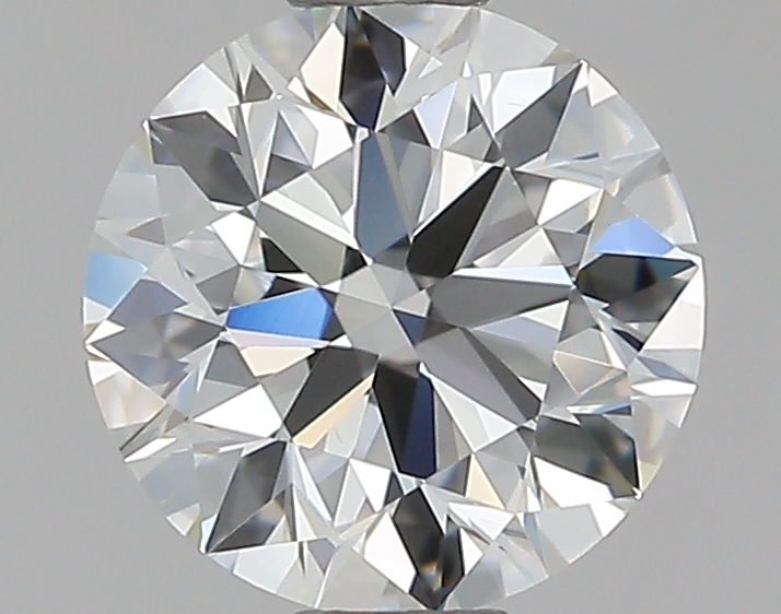 0.72 ct Round Diamond : I / VVS1
