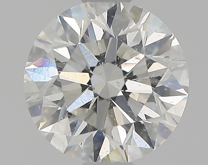 0.90 ct Round Diamond : G / SI2