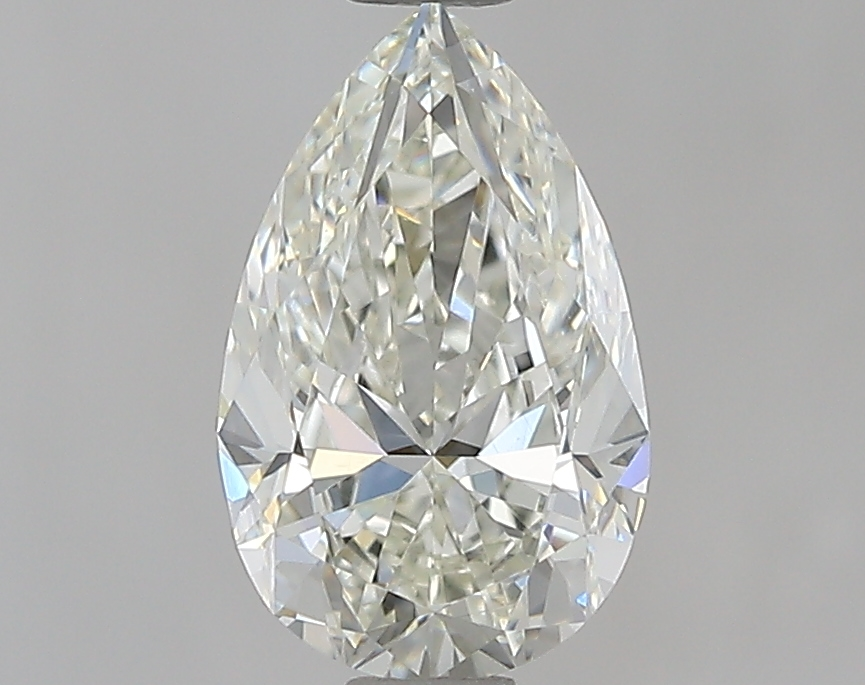 1.02 ct Pear Shape Diamond : J / VS2