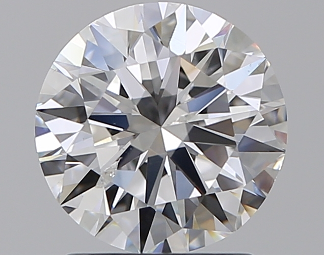 1.50 ct Round Diamond : E / SI2