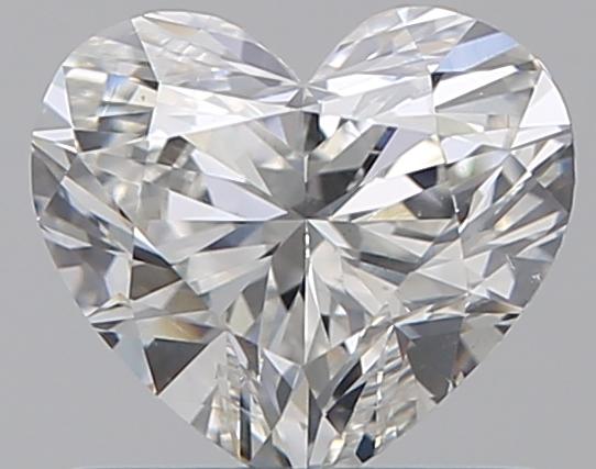 0.70 ct Heart Shape Diamond : G / SI1
