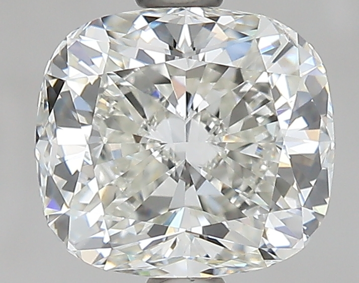 1.50 ct Cushion Cut Diamond : H / VS1
