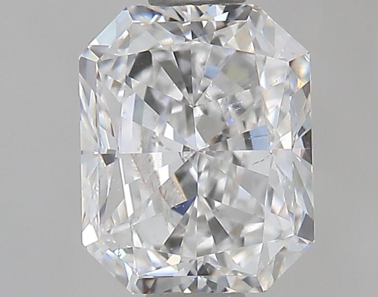 1.00 ct Radiant Diamond : F / SI2