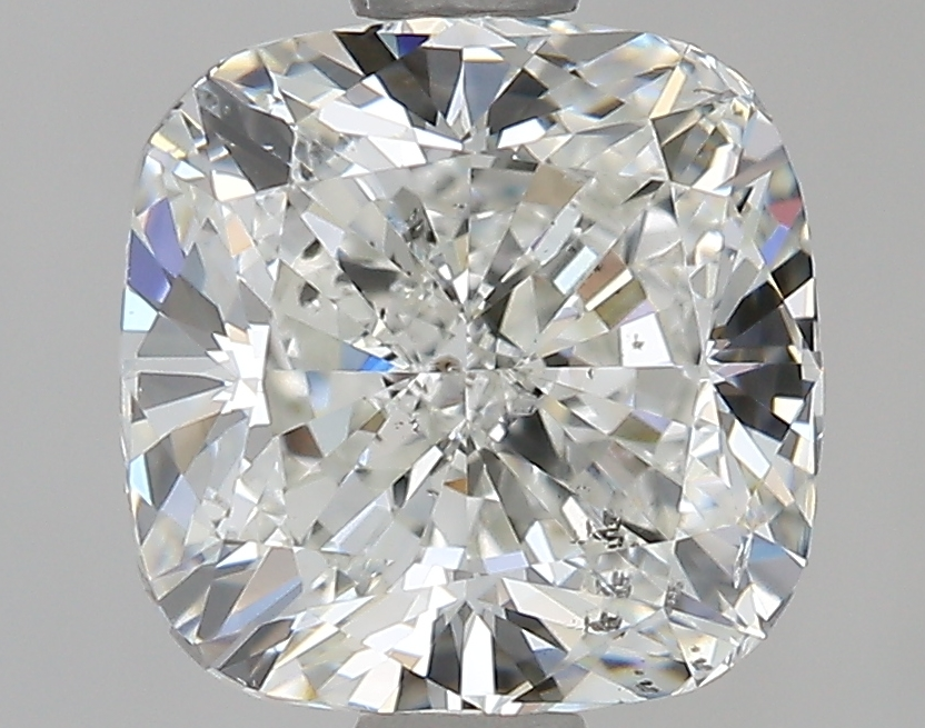 1.71 ct Cushion Cut Diamond : H / SI2