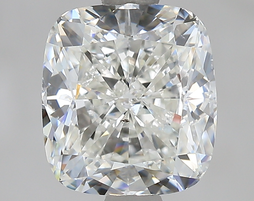 1.79 ct Cushion Cut Diamond : I / SI1