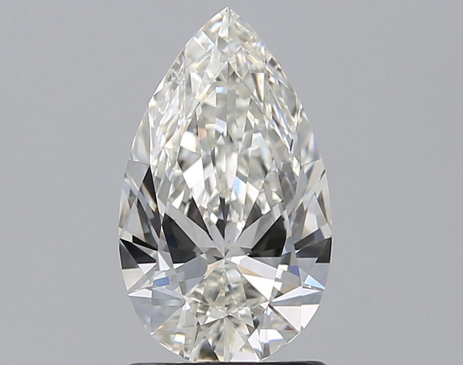 1.20 ct Pear Shape Diamond : H / VS1