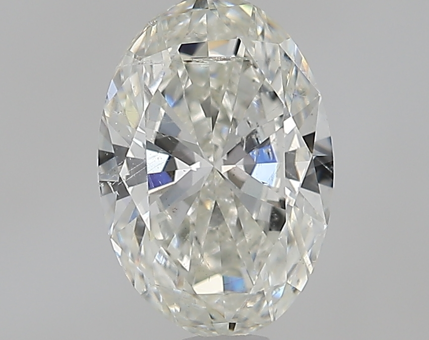 1.20 ct Oval Diamond : I / SI2