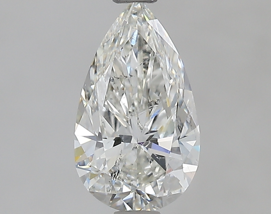 1.21 ct Pear Shape Diamond : H / SI2