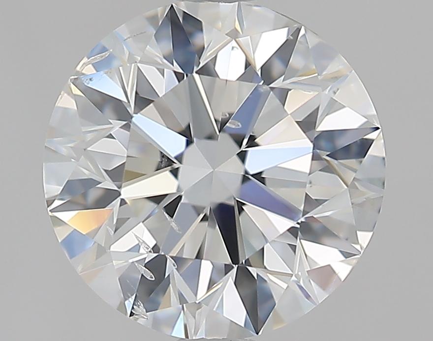 1.90 ct Round Diamond : F / SI2