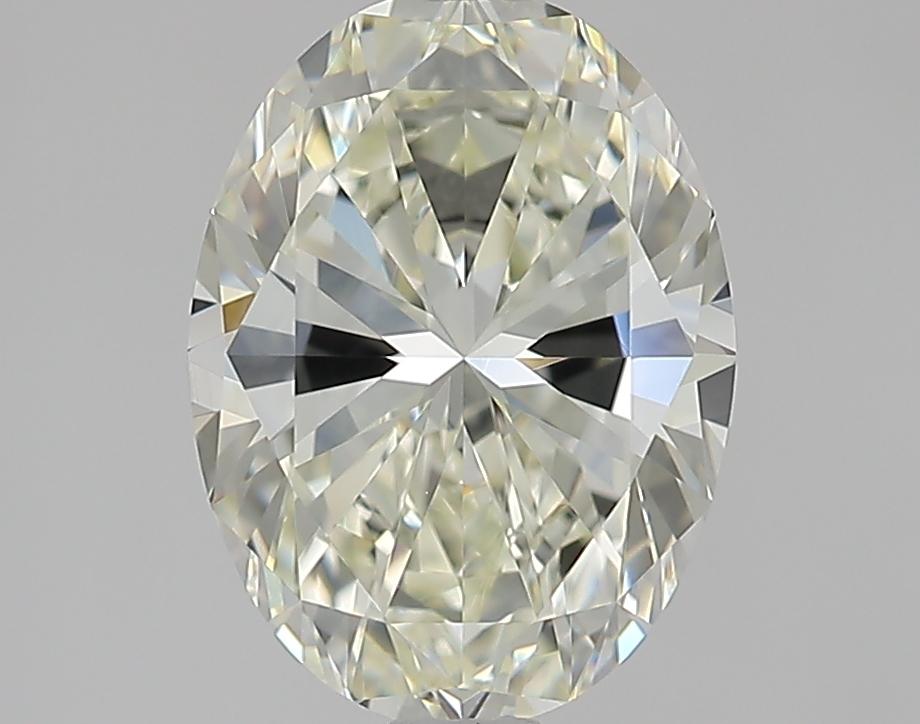 2.20 ct Oval Diamond : K / VS2